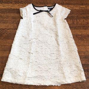 NWOT gap kids laser cut dress